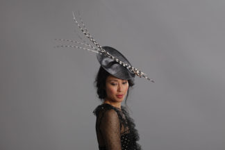 Saucer Fascinator Hats
